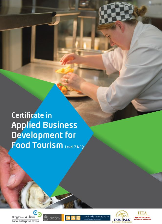 Food Tourism Cert